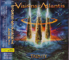 VISIONS OF ATLANTIS Trinity JAPAN CD Austrian Female Fronted Melodic Gothic HM !