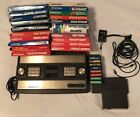 Intellivision 2609 Video Game Console System  w/Voice Module &w/29 Games-TESTED*