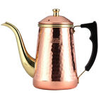Coffee Hand Drip Kettle Kalita Copper Pot 700ml Made In Japan Home kitchen