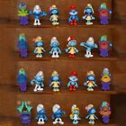 24Pcs/Set Smurfs The Lost Village Smurfette Clumsy Action Figures Play Toy Gifts