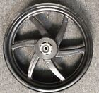Hyosung Comet GT250  Front Wheel , 2008  nice condition, from a 3000 mile bike