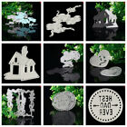 House Cutting Dies Stencil DIY Scrapbooking Paper Card Embossing Template