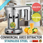 Commercial Multifuction Fruit Power Juicer Juice Vegetable Extractor Heavy-duty