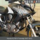 Recraft Honda XL700 V Transalp 2007-2012 Crash Bars Engine Guard Frame Protector
