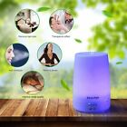 Essential Oil Diffuser Ultrasonic Cool Mist Humidifier Aroma Electric LED 180ml