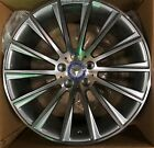 4 NEW 20 OEM MERCEDES BENZ S63 AMG WHEELS S550 S CL550 CL63 CL65 CLK E CLS 2019