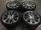 20 PORSCHE CAYENNE S GTS 2017 HYBRID WHEELS AND 275 45 20 TIRES TOYO PROXES