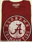 Alabama Crimson Tide T Shirt Assorted colors styles NEW WITH TAGS