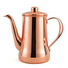 Coffee Drip Kettle Stainless Steel Slim Pot Copper 700ml Made In Japan