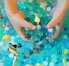 Dew Drops Water Beads Ocean Sea Animals Adventure Kit USA SELLER