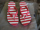Coach Loralyn 2 Wedge Bow Thong Flip Flop Sandals 75