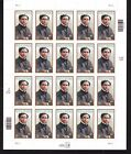 BELOW FACE 3651 HARRY HOUDINI WHOLESALE LOT OF 5 SHEETS BCV 11875