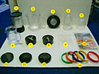 MAGIC BULLET BLENDER MB 1001 REPLACEMENT PARTS PIECES YOUR CHOICE