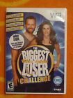 THE BIGGEST LOSER CHALLENGE Nintendo Wii THQ 2010 Complete