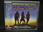 JENNIFER BATTEN'S TRIBAL RAGE Momentum JAPAN CD Michael Jackson Jeff Beck