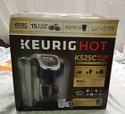 Keurig K525C Coffee Maker with  My K-Cup 2.0 Reusable Filter. NIOB C04