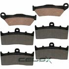 Fits BMW R1150GS Adventure 2003 2004 2005 2006 FRONT & REAR BRAKE PADS