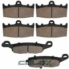 for Kawasaki Vulcan 2000 VN2000 Classic 2007 2008 2009 Front & Rear Brake Pads