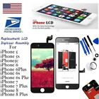 iPhone LCD Display Glass Lens Touch Screen Digitizer Assembly Replacement USA