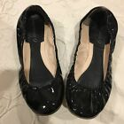 Boutique 9 Shoes Black Lacquer Size 8
