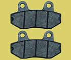 Hyosung GT250 Comet & naked, front or rear brake pads (2004-2006) FA86 type