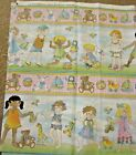 WEE KIDS BY NANCY J SMITH FOR AVLYN COTTON FABRIC BY THE YARD