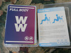 Weight Watchers Exercise Cards