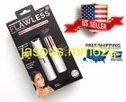 New Finishing Touch Flawless Womens Painless Facial Hair Remover FREE SHIPPING