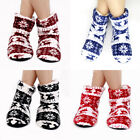 Shoes Winter Warm Indoor Slippers Plush Stuffed Cosplay Adult Christmas Funny
