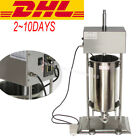 15L Commercial Auto Electric Spanish Churros Maker Baker Machine DHL Fast Ship