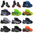 Mens Snowcross Boots Hiking Shoes Athletic Running Sports Outdoor Running