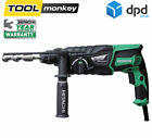 HITACHI DH26PX SDS+ Rotary Hammer Drill 240v 3 Mode - Brand New in Case -