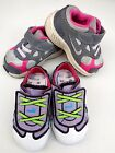 Lot of 2 Nike Shoes Sneakers  Puma Nordstrom Baby Girls size 5C 5M Running