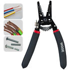 Wire Stripper Cutter Crimper Tool 7 Solid Stranded 10 20 AWG WGGE WG 013