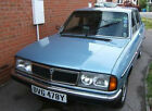 1982 Y Lancia Beta Trevi 20 4 Door 77k Blue Classic Trade SALE