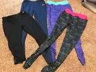 New Balance girls fitted NB Dry athletic pants leggings Lot Size 7 8