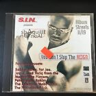 RARE CD PROMO S.I.N. Presents Shaquille O'Neal - You Can't Stop The Reign -
