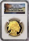 2015 W 50 Proof Gold Buffalo NGC PF70 Ultra Cameo Early Releases