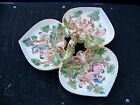Ornately Painted Antique Italian Candy Dish Made in Italy No. 619  Hard to Find