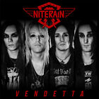 NiteRain ‎– Vendetta CD NEW