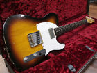 USED free shipping Fender Custom Shop Limited Esquire Relic