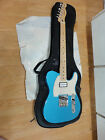 920D Mexico FENDER 2015 Telecaster Electric Guitar w/ soft case NICE and NR!
