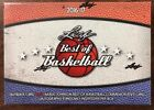 2017 Leaf Best of Basketball Factory Sealed Hobby Box