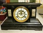 Rare Antique Waterbury Clock Co Regulator 1881 Mantle Shelf Clock