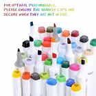 Twin Markers Ohuhu 80 Permanent Color Paint Pens Art Sketch With Dual Tips