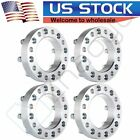 4Pcs 8x170 Wheel Spacers 15 Adapters For Ford Excursion F 350 Super Duty F250