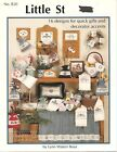 Graph It Arts Little Stitches Counted Cross Stitch Patterns Monograms Borders