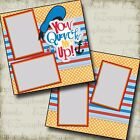 You Quack Me Up 2 Premade Scrapbook Pages EZ Layout 2236
