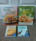 Lot 4 2010 WEIGHT WATCHERS Dining Out Complete Food Companion