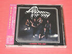 2017 JAPAN CD AIR RAID ACROSS THE LINE with Bonus Track
